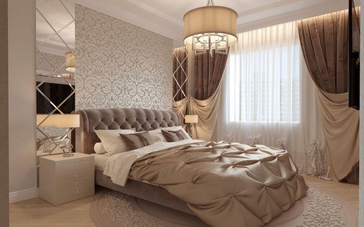 Спальня. неоклассицизм - Галерея 3ddd.ru