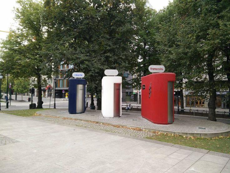 Corriere annunci  #corriere #annunci #corriereannunci #vendo #compro Visto a Oslo - I norvegesi sanno cosa farsene del tricolore francese