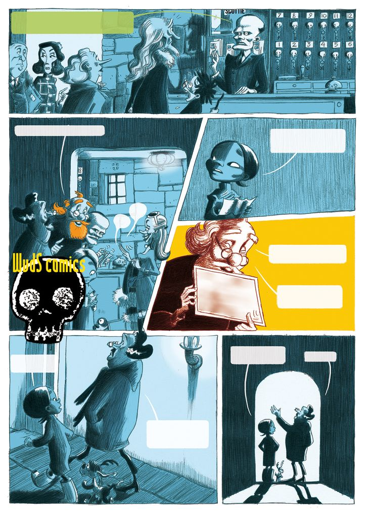 art by Wilbert van der Steen #AyakPor 3 #comicbooks #comics #comicart #comicnoir #morecomics #bandedessinée #9èmeart #viteenFrançais