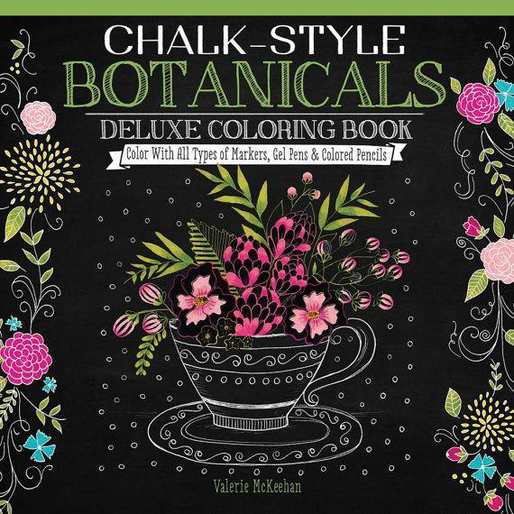 20 Best Images About Chalk Colouring On Pinterest