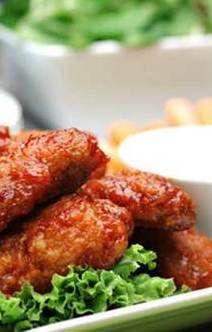 Buffalo hot wings & dip crockpotofgold.com