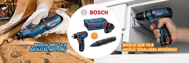 Bosch Çok Fonksiyonlu El Aletleri PMF 220 CE - PMF 250 CES - PMF 350 CES / E-HIRDAVAT.com