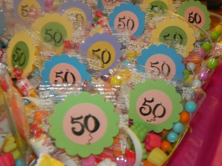 BIRTHDAY 50th Birthday Party Ideas Pinterest