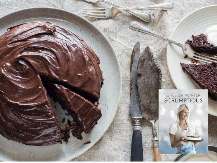 Crazy Italian chocolate cake (egg free chocolate cake)