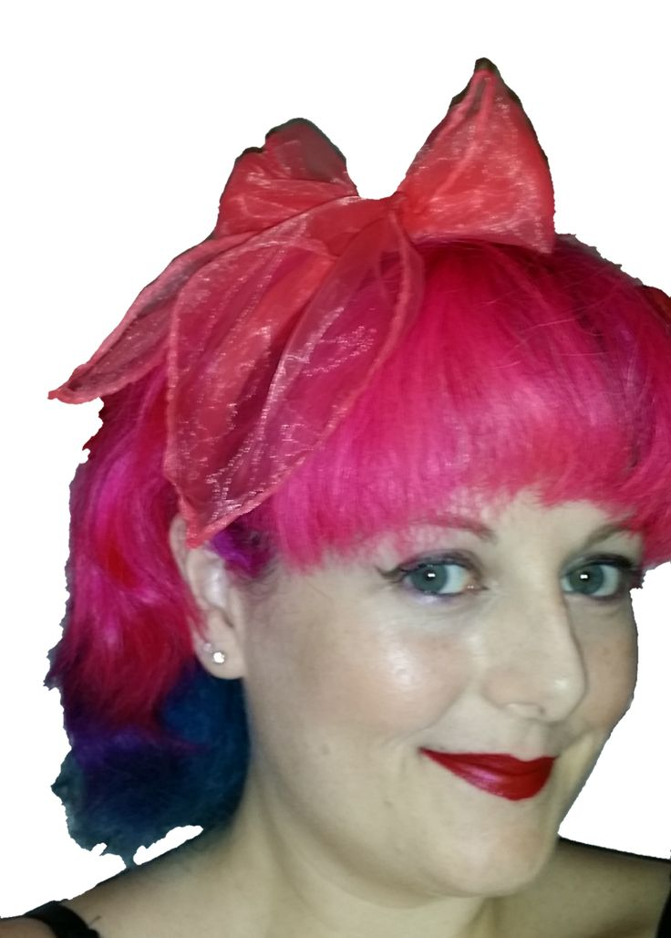 Head Scarf - Red