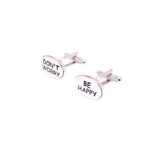 Wyjątkowe spinki do mankietów w kształcie czterolistnej koniczyny - przynoszą szczęście!
