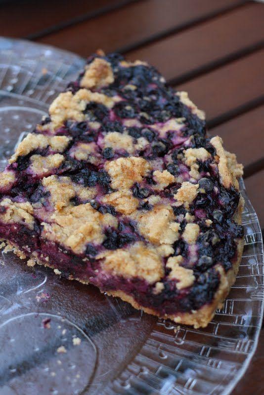 Piirakkaa pukkaa, piirakkaa pukkaa. Itseasiassa tämä mustikkapiirakka leivottiin samana päivänä kuin karviaispiirakka ja nautittii...