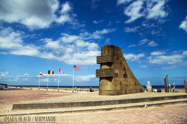 Omaha Beach - France