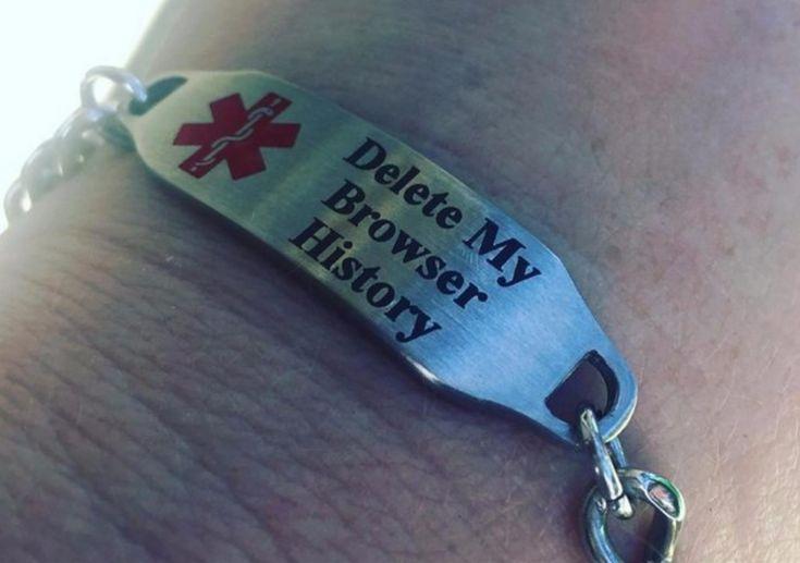 In case of emergency…
