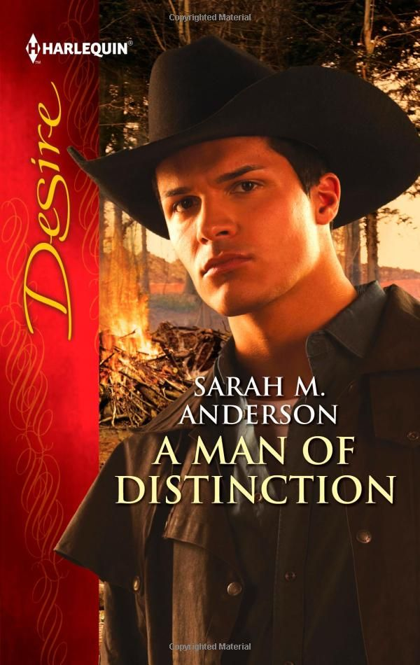 A Man of Distinction: Sarah M. Anderson: 9780373731978: Amazon.com: Books