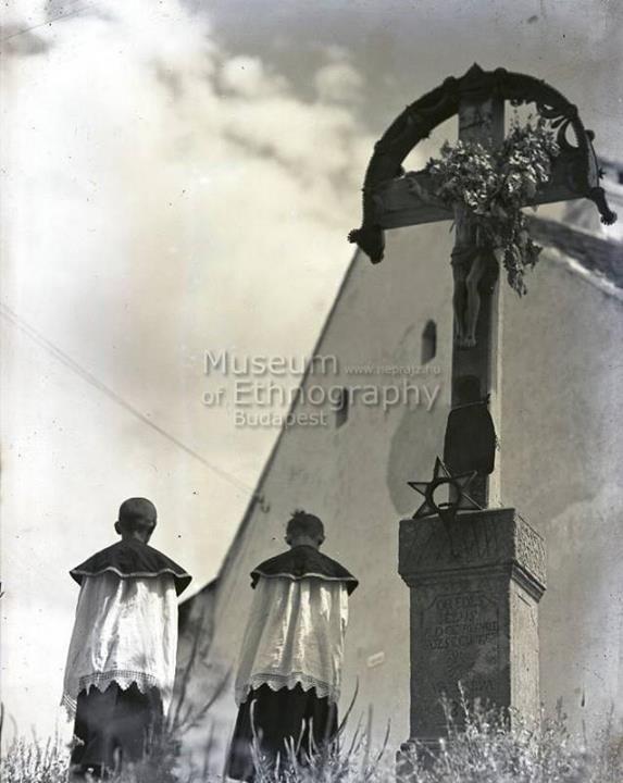 Valahol Magyarországon 1930-as évek (fotó Vadas Ernő)