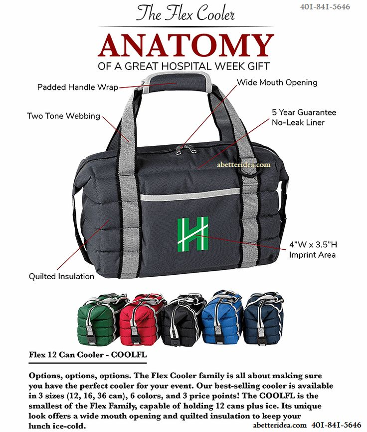 A great hospital week promo add your logo to this useful