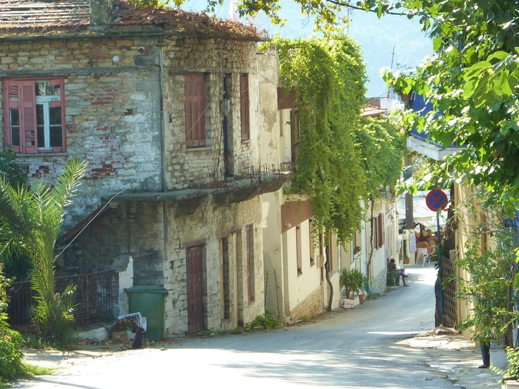 old Loutraki house, Skopelos