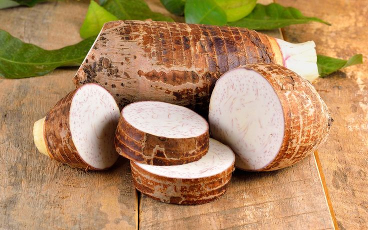 Ingredient Spotlight: Taro Root, a Starchy Nutritious Root Vegetable That's Even Better Than Potatoes