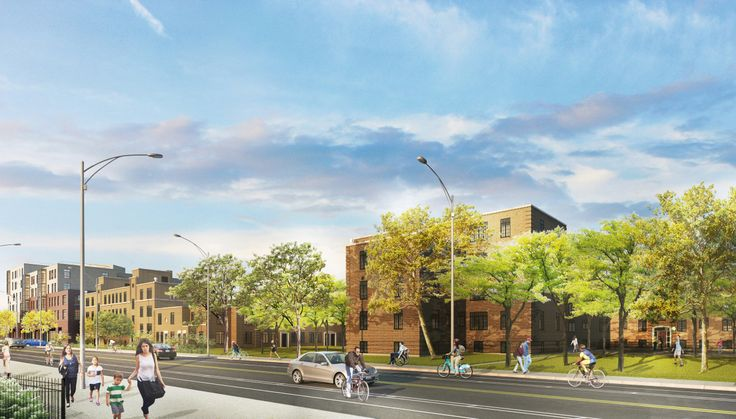 Check this out ! It's finally going to happen & you could build a new #singlefamily near all the new redevelopment -2234 W. Oakdale -vacant lot FORSALE -contact me! #builders, #investors, #developers   The CHA's hand-picked developers got the OK to remake Lathrop Homes to include 1,208 housing units as well as retail and green space.