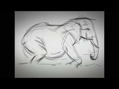 Sketch in motion - Getting up in the mud - YouTube