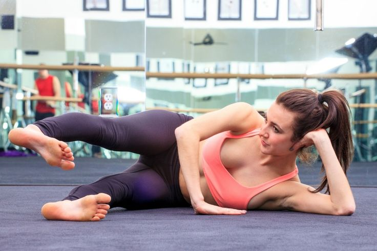 6 Thigh Exercises for Thighs Like a Dancer