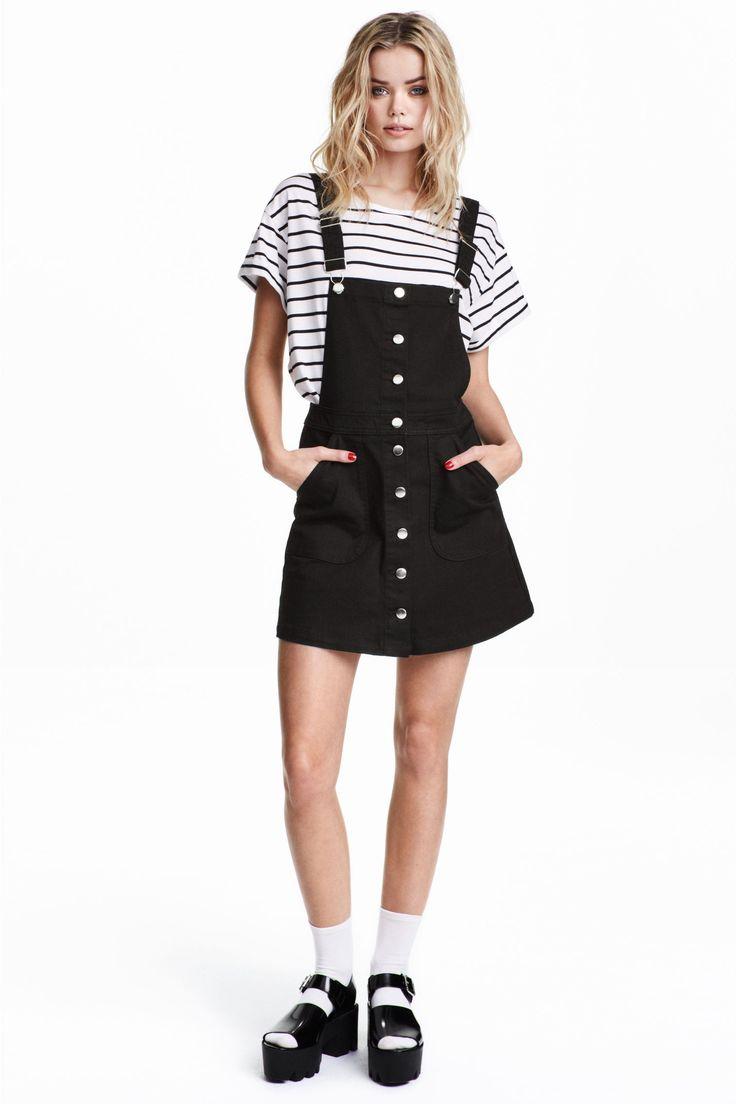 Dungaree dress | H&M