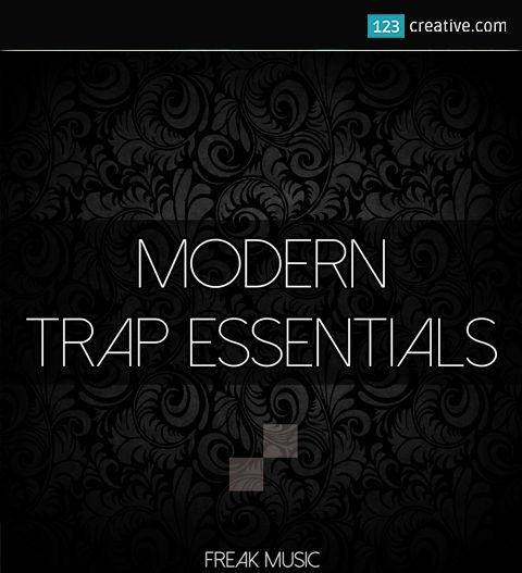 ► MODERN TRAP ESSENTIALS construction kit for Trap, Hip Hop, EDM production. Content: loops, samples, Midi, Sylenth1 presets and Ableton project: https://www.123creative.com/music-production-bundles/1473-luxury-trap-construction-kits-bundle.html