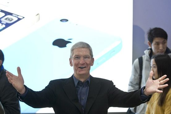 Is Apple still a growth company? Tim Cook thinks so. - Apple 2.0 -Fortune Tech