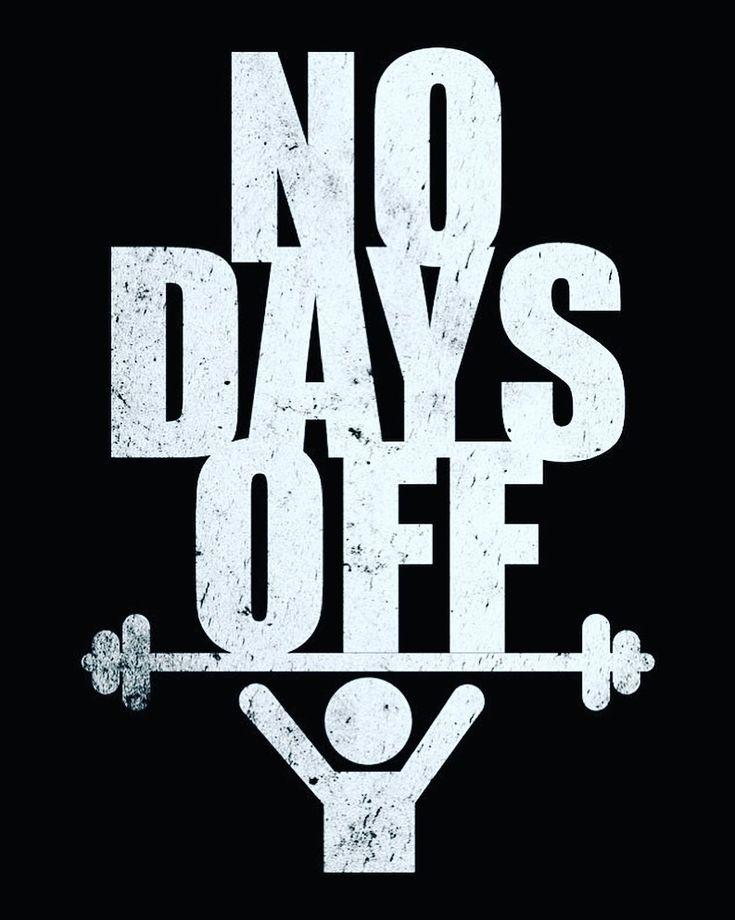 Including Saturdays 😉💪🏻 . . . . . #motivation #motivationalquotes #onem…