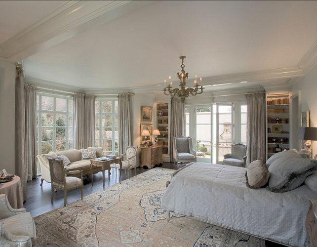 15 best french style bedroom images on pinterest - Master bedroom sitting room ideas ...