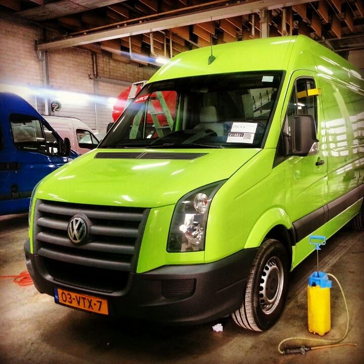 Fresh Volkswagen at #kleynvans #volkswagenvans