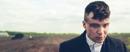 It's the start to a new beginning  Thomas Shelby