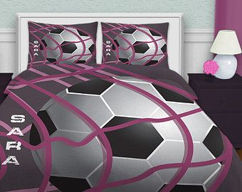 Bedding Soccer Soccer Bedding For Girls Teen Bedding