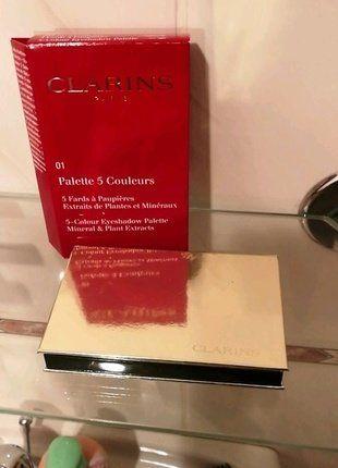 Kupuj mé předměty na #vinted http://www.vinted.cz/kosmetika-a-prislusenstvi/dekorativni-kosmetika-kosmetika/15579270-clarins-pretty-day-paletka-ocnich-stinu