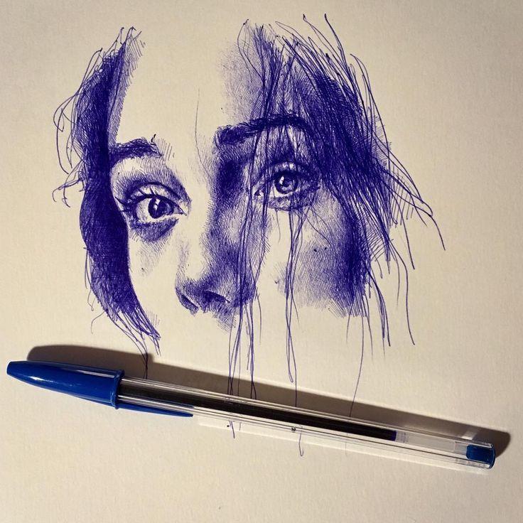 Inspiriert, einen Bic-Stift von @somethingchangd und @aheavysoul und natürlich zu schnappen