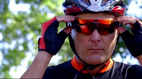Olympic cyclists are training with these smart glasses...and so can you