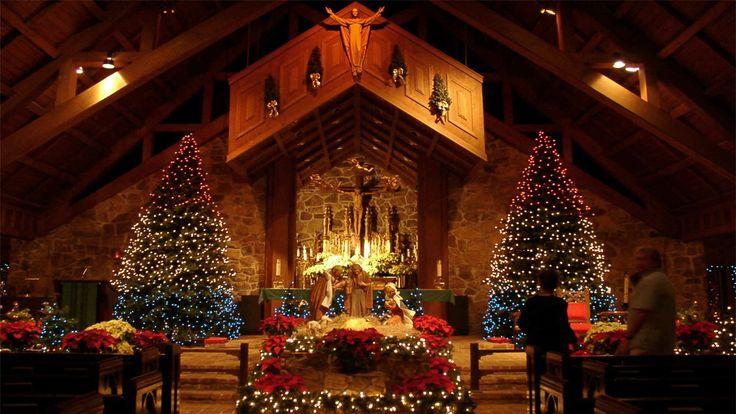 beautiful christmas scenes | Beautiful Christmas Scenes Wallpaper HD 1920x1080 #1995
