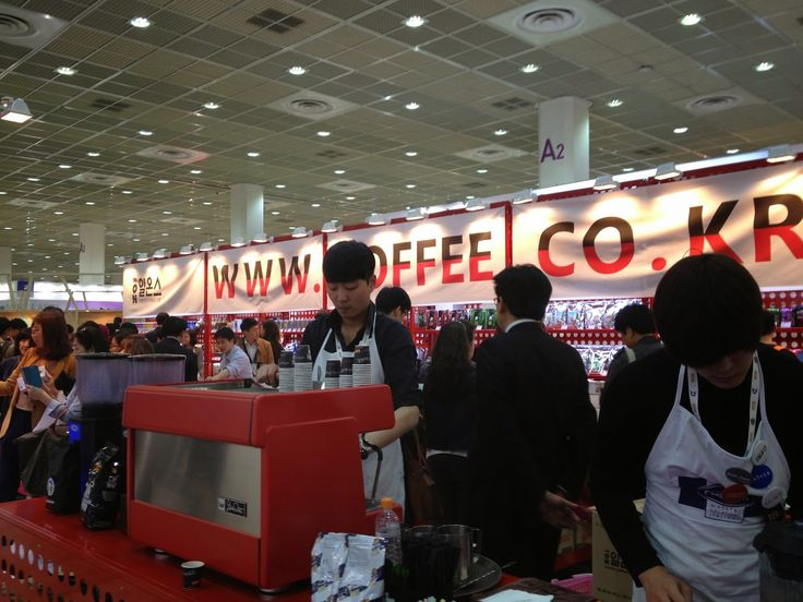 7 Seasons Style: Coffee Expo? It's that time already!