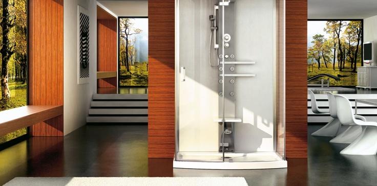 16 best wellness jacuzzi images on pinterest jacuzzi shower cabin and whirlpool bathtub. Black Bedroom Furniture Sets. Home Design Ideas