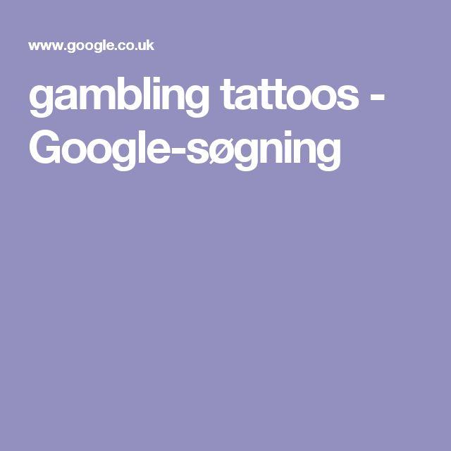 gambling tattoos - Google-søgning