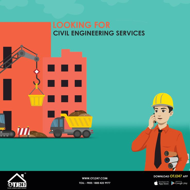 Looking For Civil Engineering Services? OTJ247.COM Provides Civil Engineering Services In Bangalore. Book Now : www.otj247.com | Toll - Free: 1800 425 9977 Play Store: https://play.google.com/store/apps/details?id=com.otj247.in iTunes:https://itunes.apple.com/in/app/otj247/id1116030697?mt=8 #civil #CivilEngineeringServices #manfriday