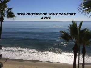 Step Outside Your Comfort Zone Without Losing This