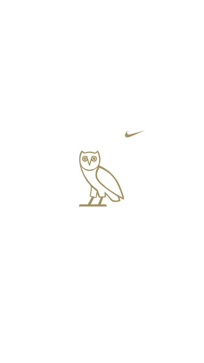 Drake Ovo White Owl Stud Earrings Owl Earrings