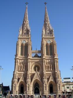 Basilica de Nuestra Señora de Luján Argentina