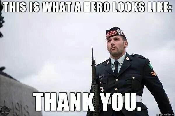 What a hero looks likes