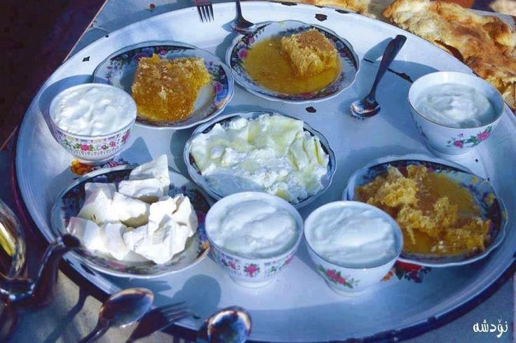 Not Turkish but Kurdish breakfast!