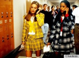 'Clueless' Anniversary: Fashion Lessons We Learned From The Teen Movie (VIDEOS, PHOTOS)Fashion Beautiful, Clueless Tartan, 1995 Film, Fashion Lessons, Movie Videos, Music Videos, Crazy Life, Summer 90S, 90S Trends