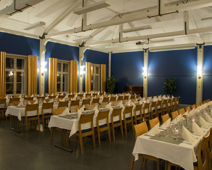 Artteli- Kasarmi – kokoustila ja juhlatila Oulussa