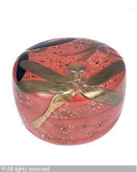 A Lacquer Natsume [Tea Caddy] sold by Christie's, London
