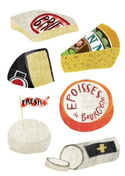 Fromage by Alice Lickens