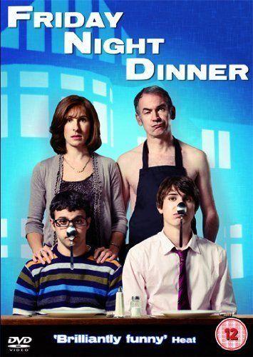 Friday Night Dinner [DVD] [2011] [Mark Heap, Simon Bird, Tamsin Grieg]