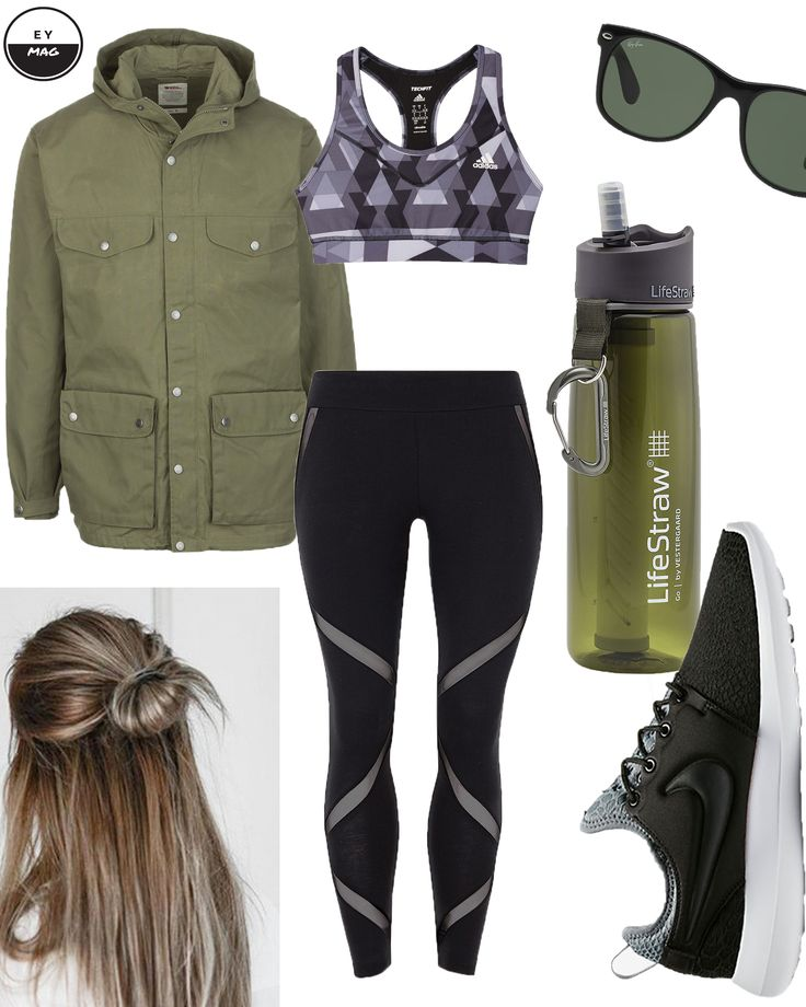 EY MAG ACTIVEWEAR EDIT: KALE COLOURED PICKS