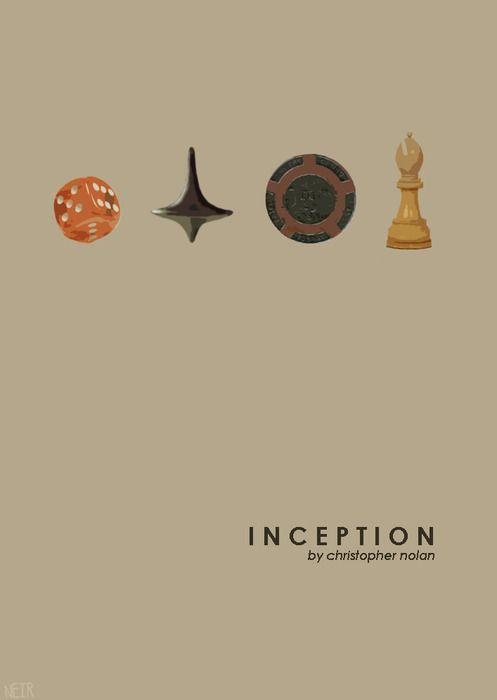 Inception: Such a good movie < < Correction: Such a GREAT movie