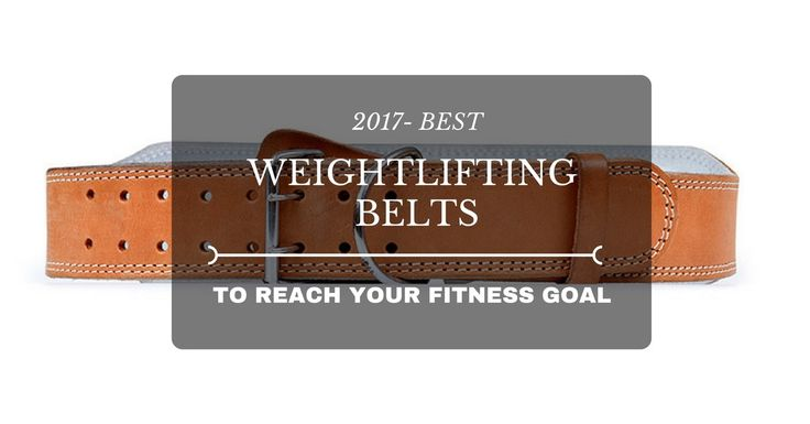 Weightlifting will require proper accessories for you to achieve proper form and goals. We review the best weight lifting belts for you to invest in. See more on https://boostbodyfit.com/best-weight-lifting-belt/ #weight #lifting #belt